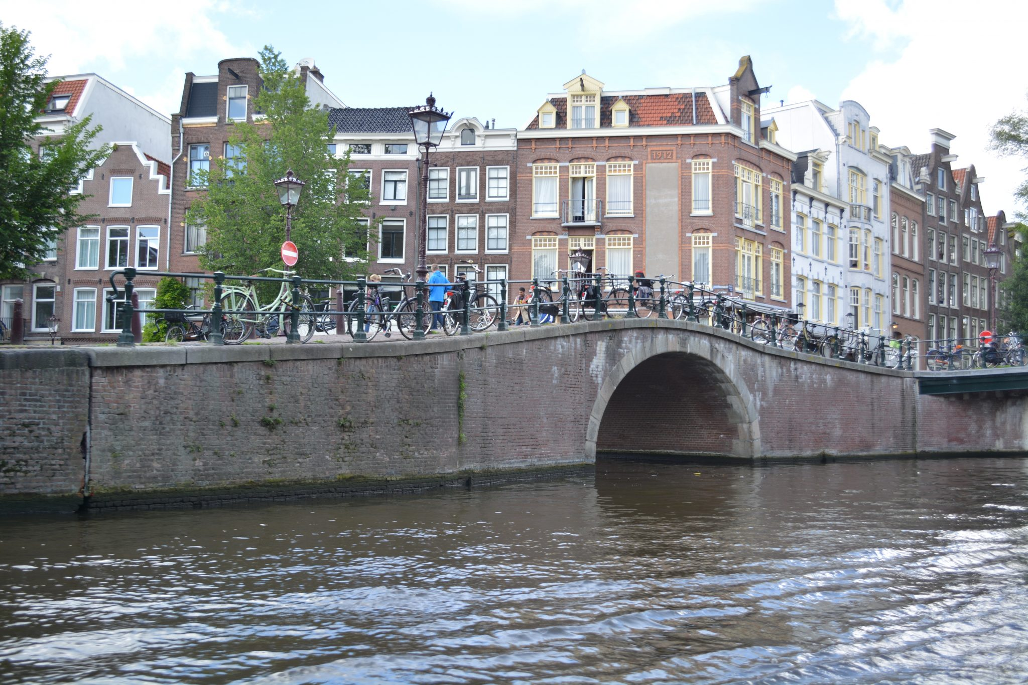 I AMSTERDAM- European Adventure 2015