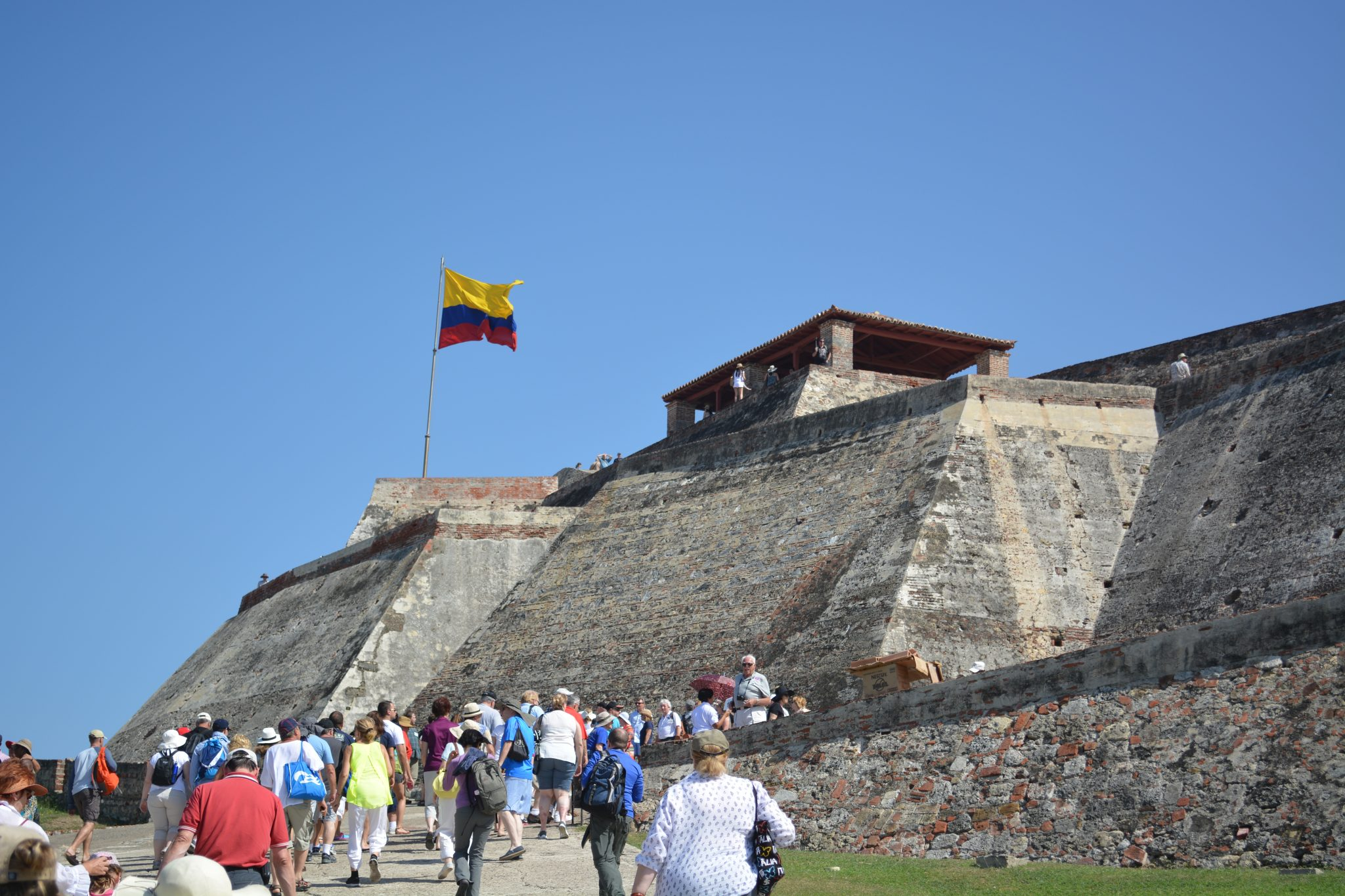 Cartagena, Colombia- Holiday Cruise