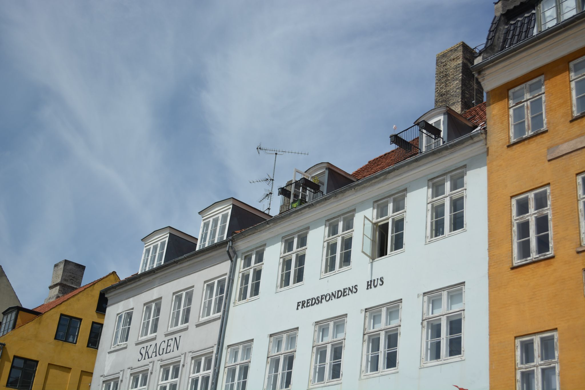 Hello, Copenhagen!