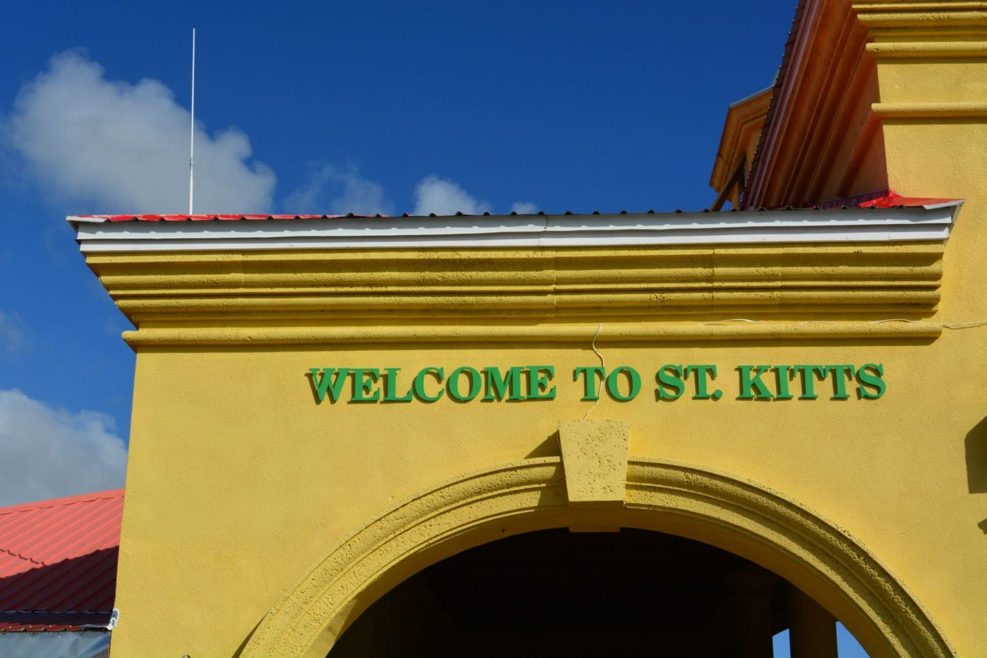 All Aboard the St. Kitts Express!