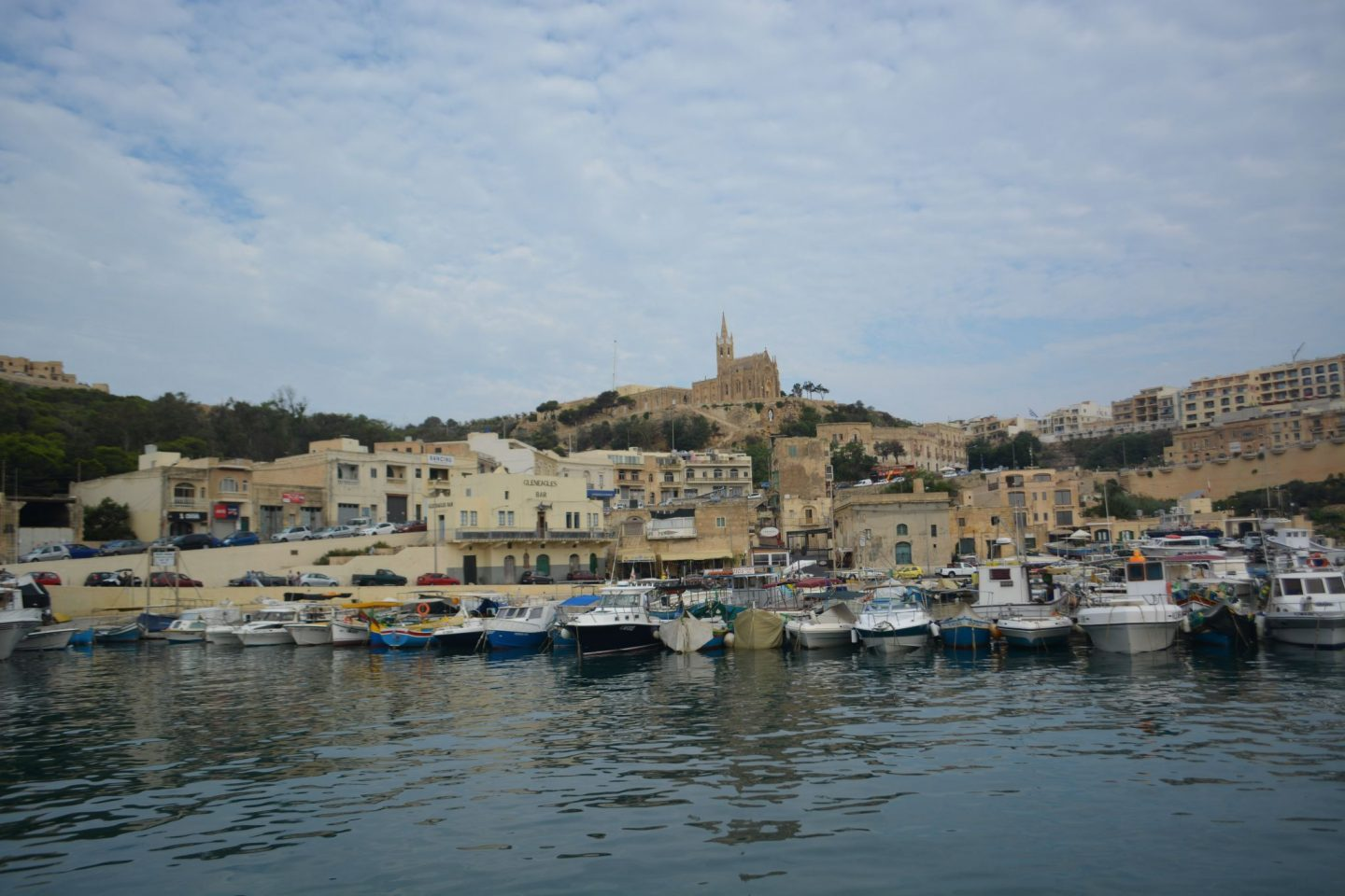 Taking a Dive in Gozo (Summer Sailing 2018)